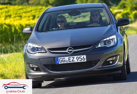 Astra turbo السيارات الجديدة