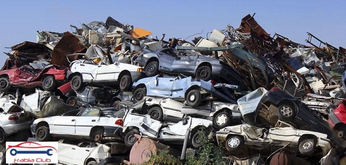 الغاء ترخيص السيارات بمرور 20 سنة