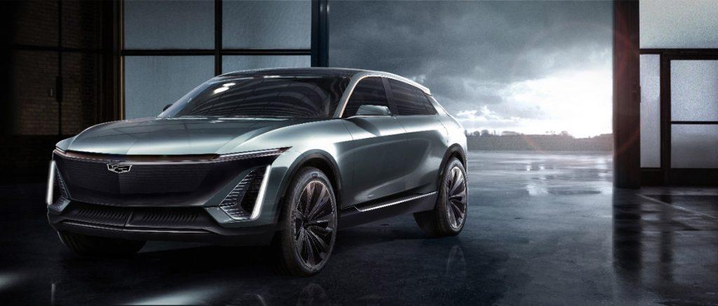 Cadillac's EV