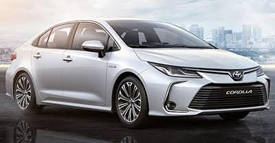 اسعار السيارات تويوتا 2020