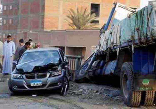 الحوادث المرورية للسيارات